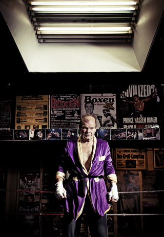 THE BUTCHER WHO FAUGHT ALI  /  Playboy 2011